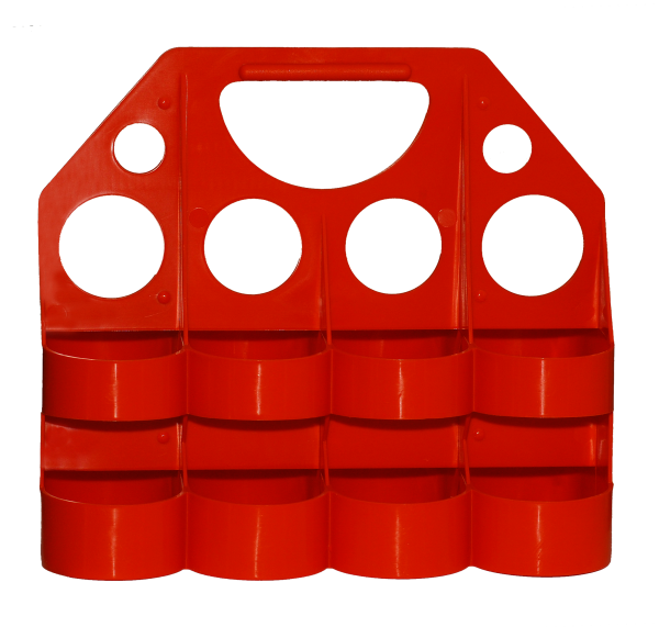 prepravka  cervena