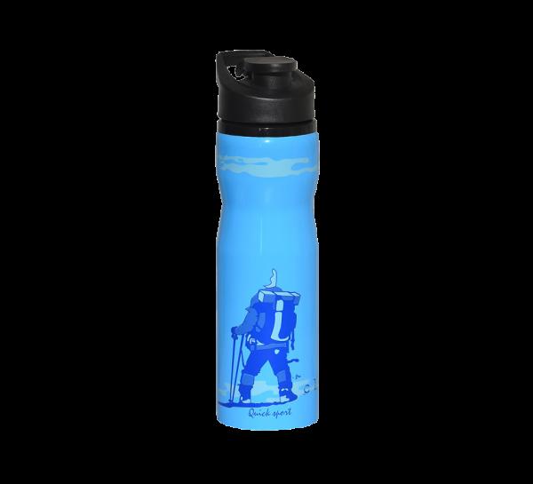 Nerezeová fľaša sky blue 750 ml