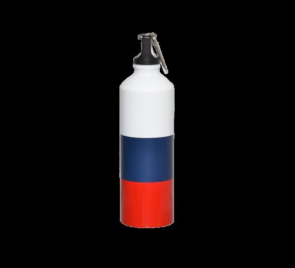 Alu fľaša Tricolour