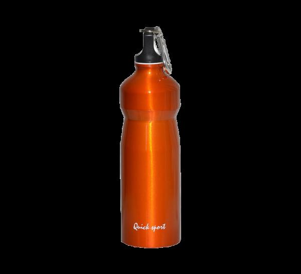 Alu fľaša orange 750ml